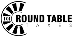 Roundtable Taxes Logo